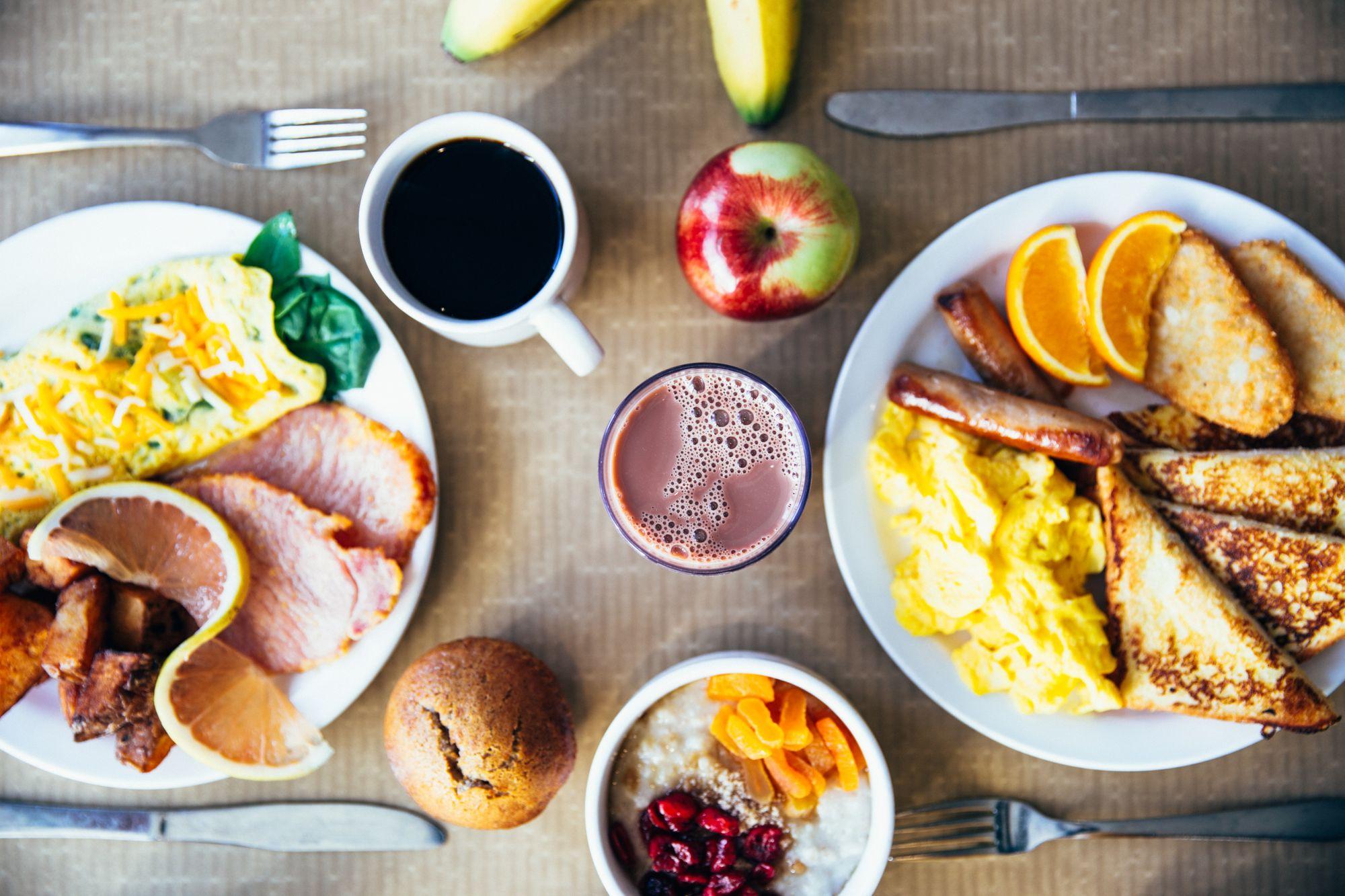 Airbnb breakfast filter