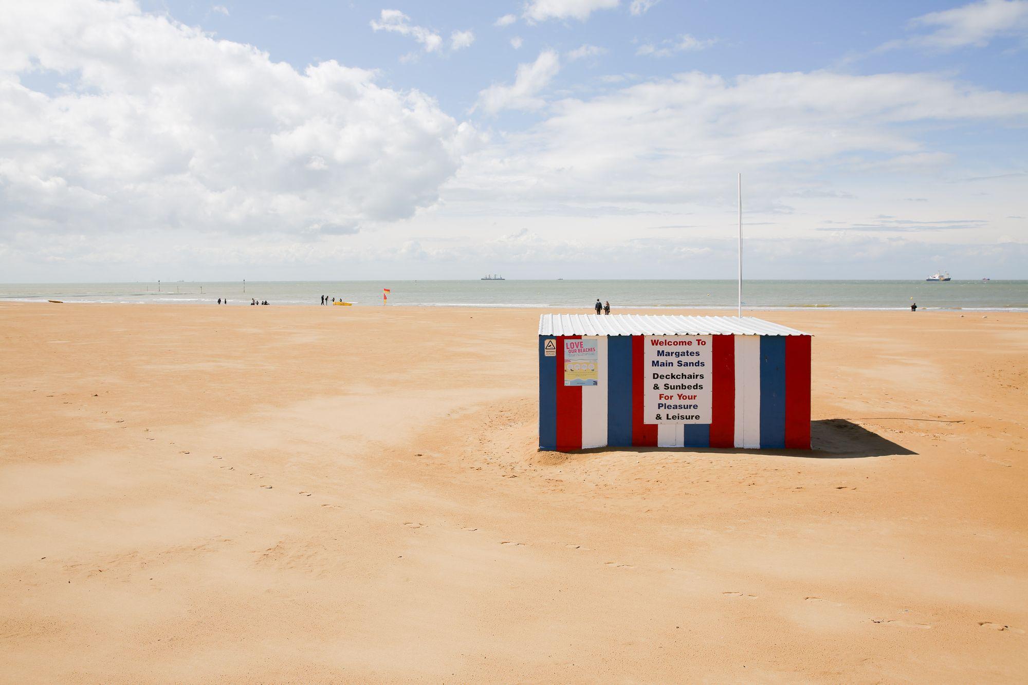 Margate beachfront