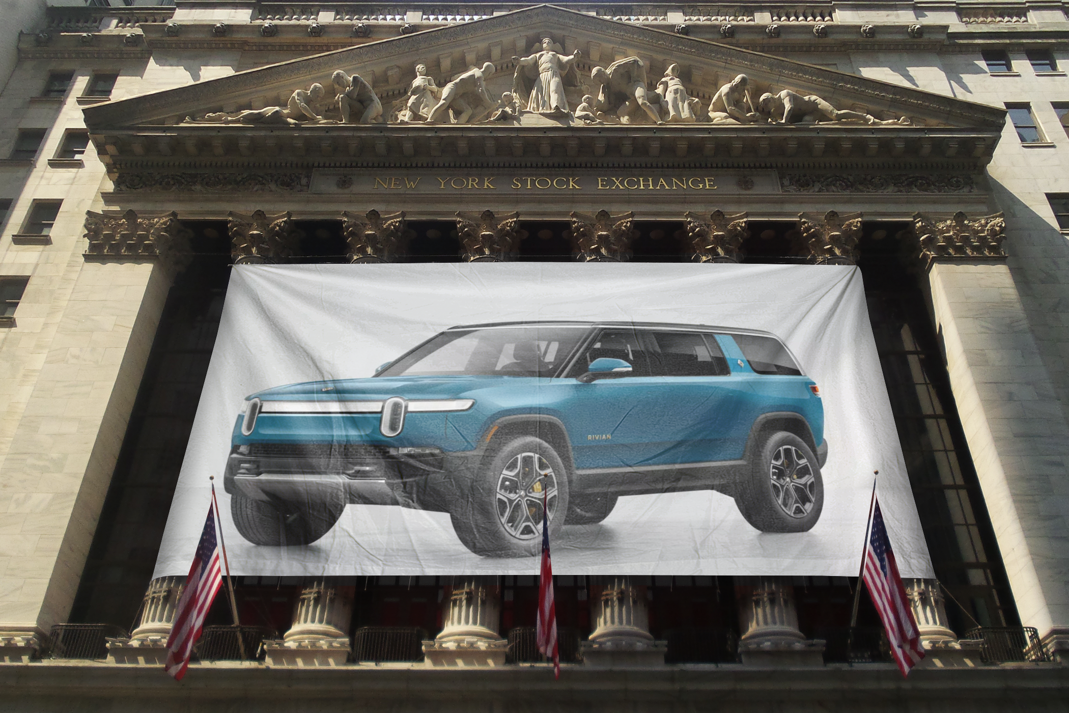 Rivian Initial Public Offering IPO