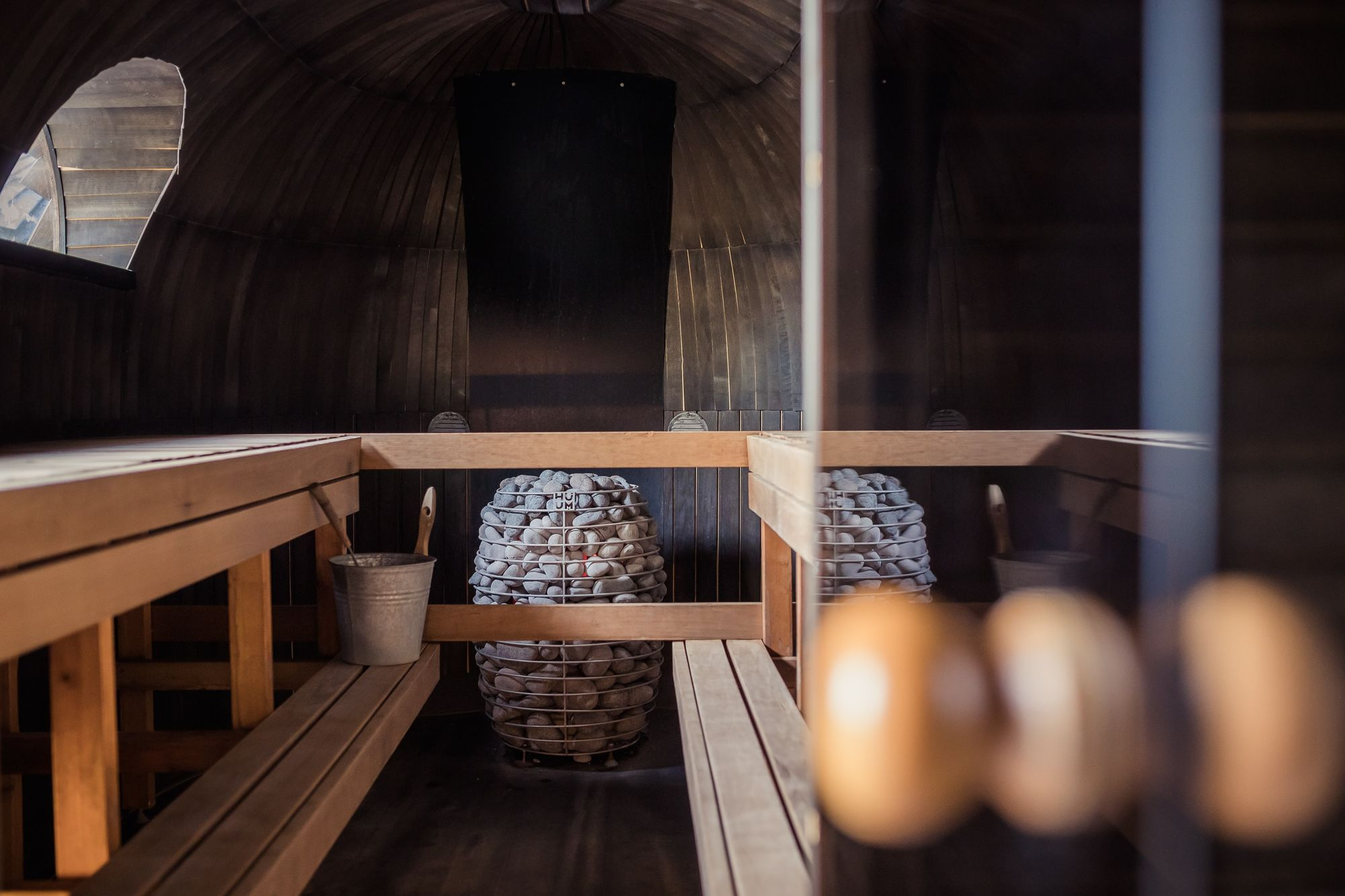 Places with sauna near me
