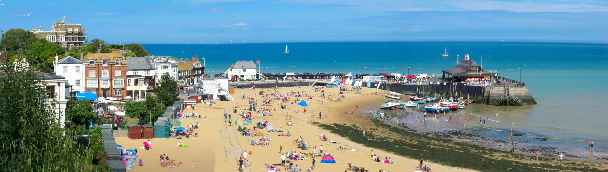 Top places to stay in Broadstairs