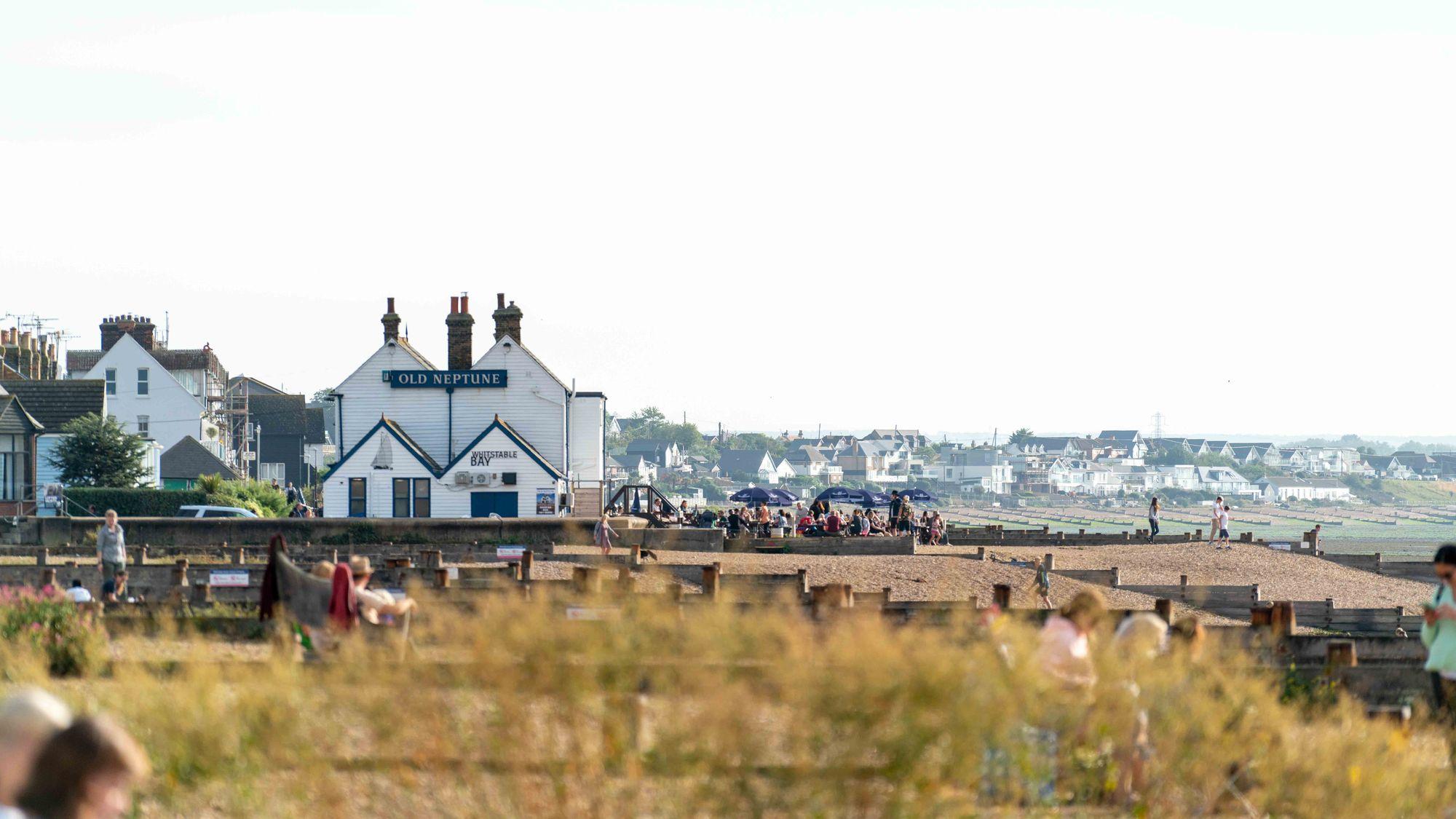 Kent, UK - seaside