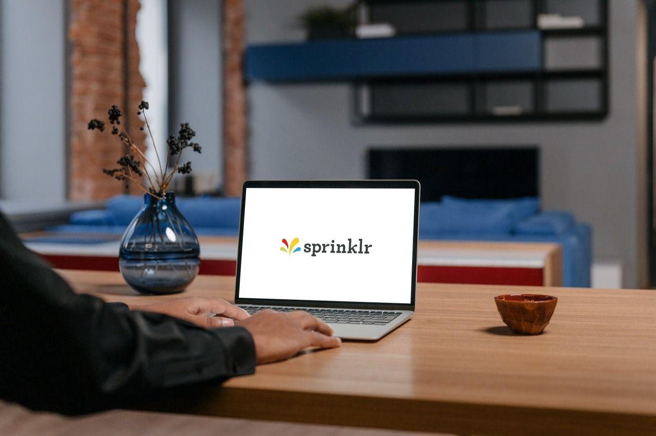 Sprinklr Initial Public Offering